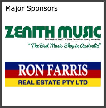 2013-Major Sponsors